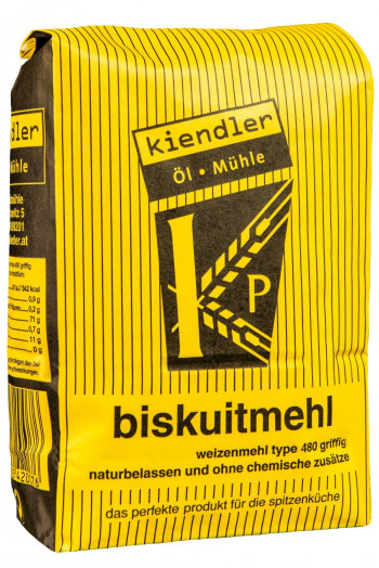 Biskuitmehl W480 griffig (1000 g)