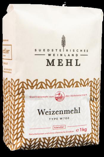 Weizenmehl W700 glatt (1000 g)